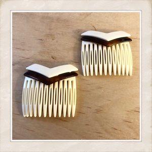 CARITA France Vintage 1960's Hair Comb 😍